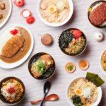 Hoshino Resorts Alts Bandai - foods