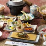 Atsushio Onsen -Fujiya- Cuisine