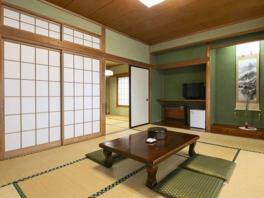 Atsushio Onsen -Fujiya- Tatami room