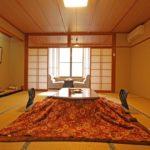 Nicchu Onsen -Yumotoya- tatami & Kotatsu