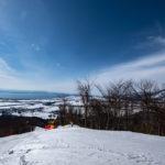 Listel Ski Fantasia Inawashiro lake & Mt.Bandai
