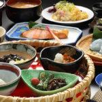 Ryokan Yamagataya : Breakfast