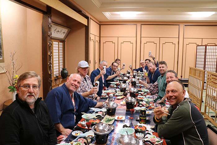 Traditional Japanese Restaurants