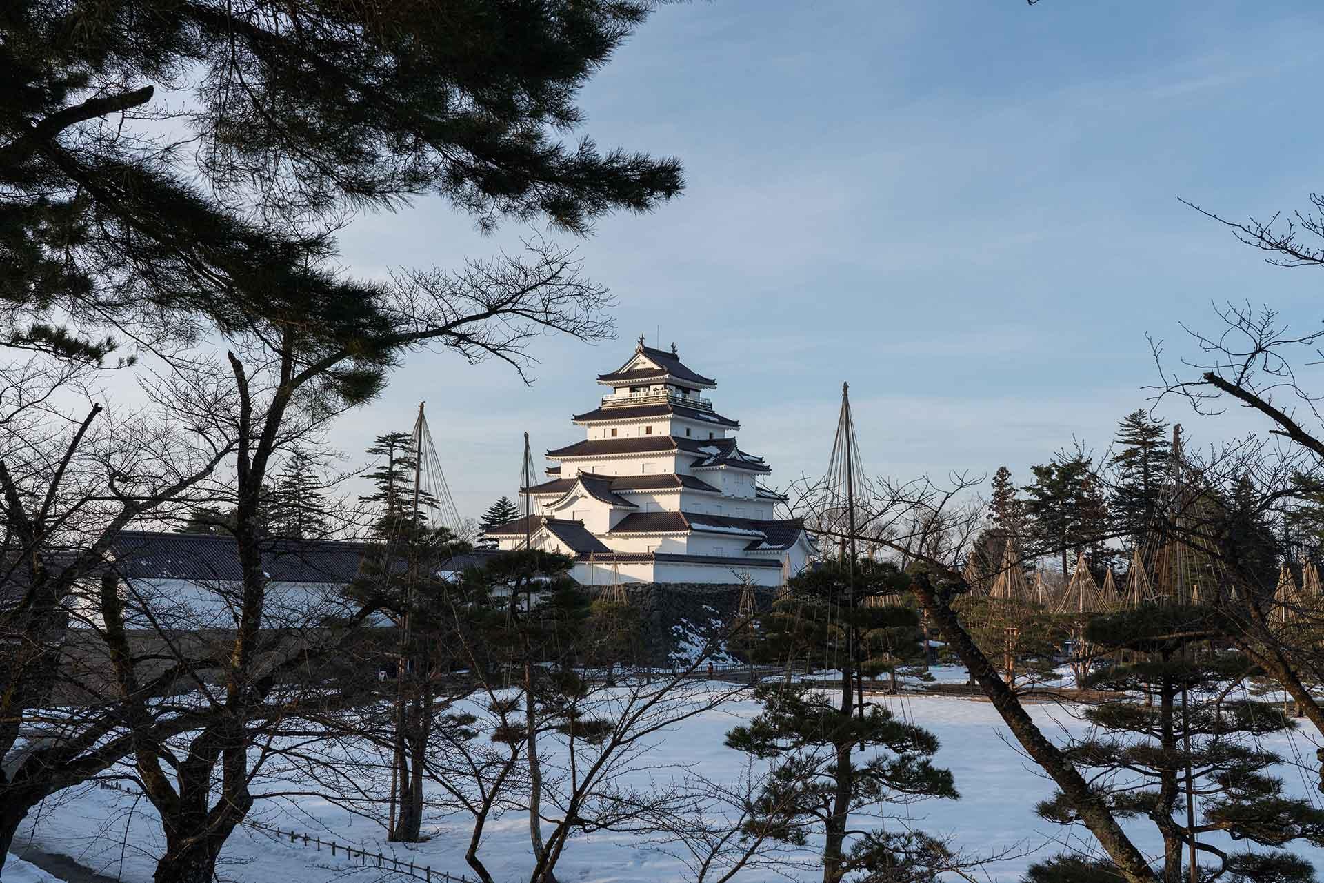 Tsuruga Castle (Tsurugajō)
