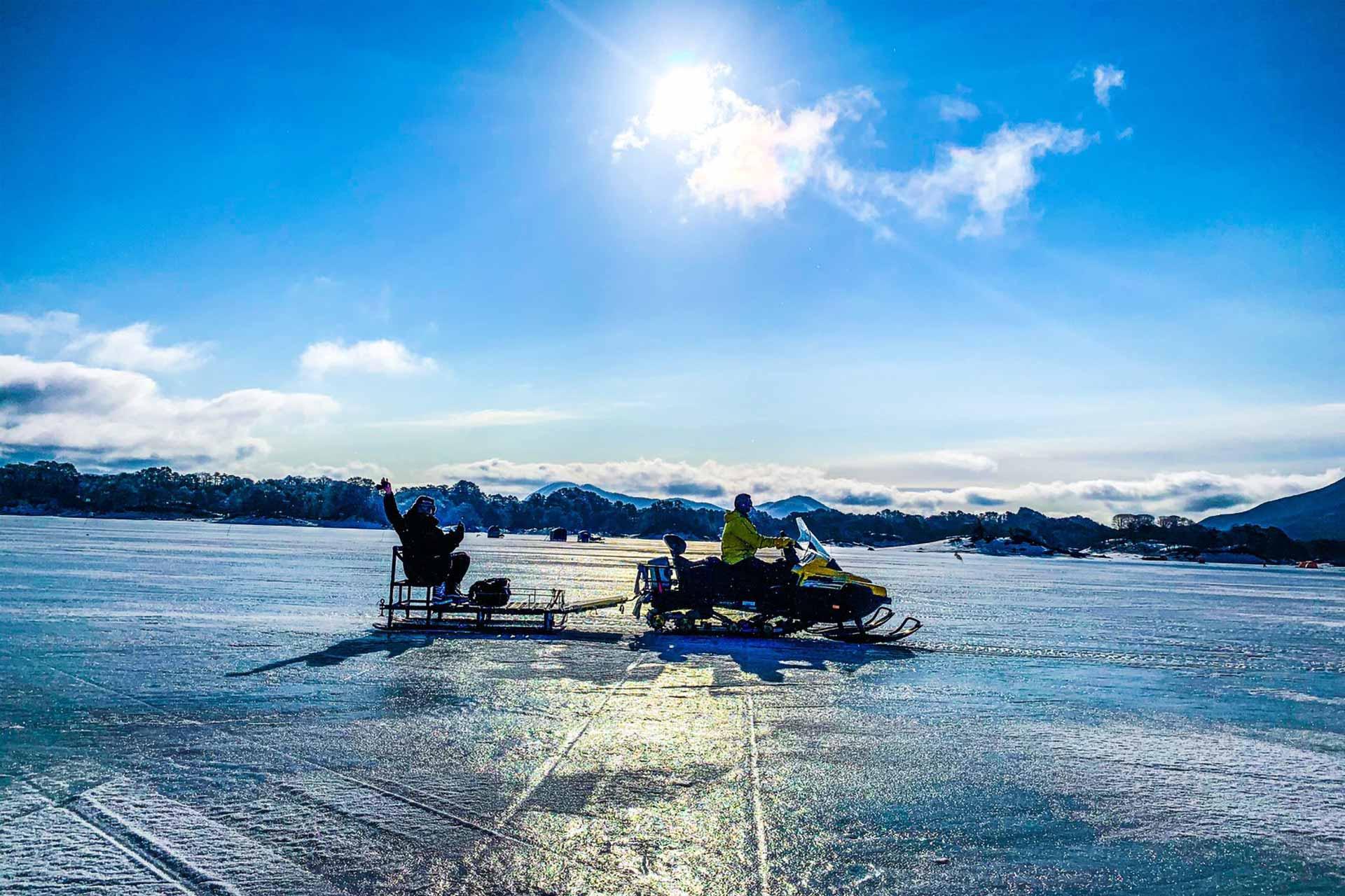 Hibara-lake